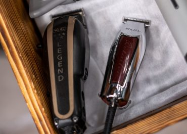 How to clean Wahl hair clippers!
